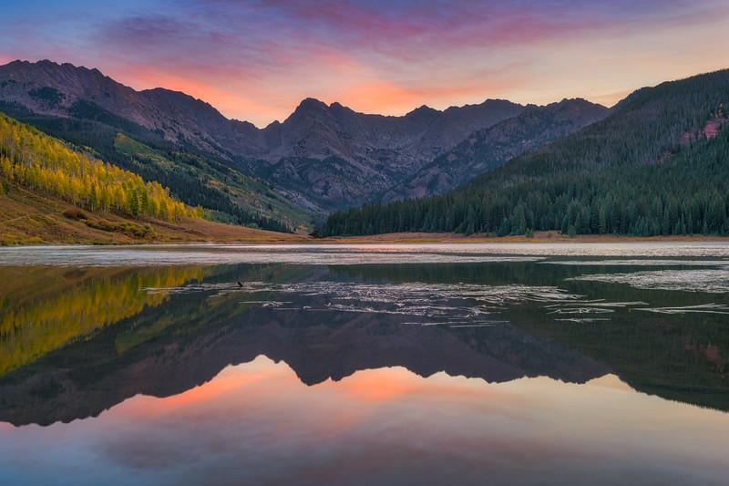 Piney Lake (Vail, CO)