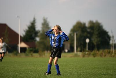 ACV E2 oefenwedstrijd FC Assen 24-8-2007