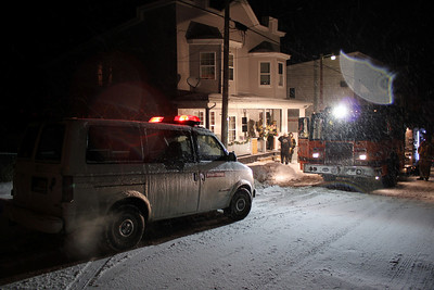 CO Response, East Ridge St, Coaldale (1-26-2011)