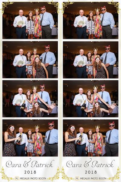 Cara & Patrick Wedding 07-14-18