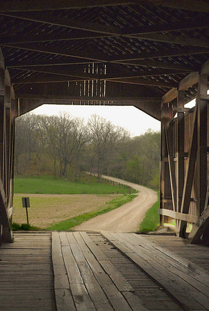 Turkey Run State Park and Parke County, Indiana