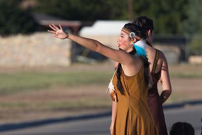 Socorro High School Homecoming Parade/ Burning of the S