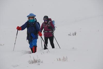 Dailey Creek Ski 28Jan09