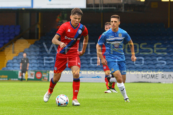 Stockport County v Rochdale