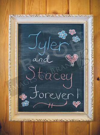 Stacey & Tyler Wedding