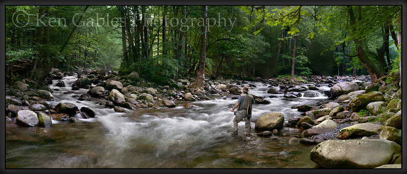 Little Pigeon River, Great Smoky Mountain National Park, Tennessee