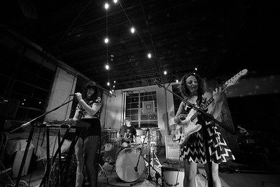 Electric Witch/Baby Jackalope 5.24.19 Slowboat Brewery - Laurel, MS