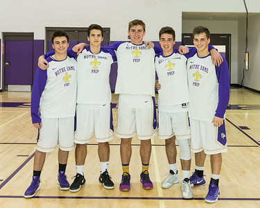 Senior Night Photos - Feb 7, 2017