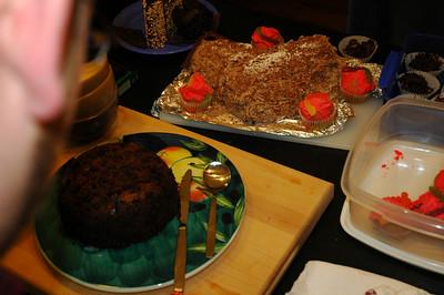 Winter Christmas Dinner 2008
