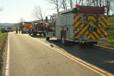 11-17-12 Walhonding Valley FD House Fire
