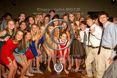 2012 7th Grade Holly Ball
