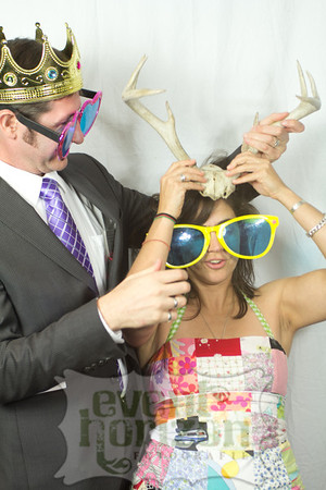 Carolyn and Frank - Photo Booth
