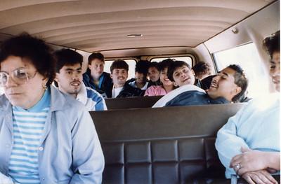 1989 04 10 - Trip to 6 Flags, NJ
