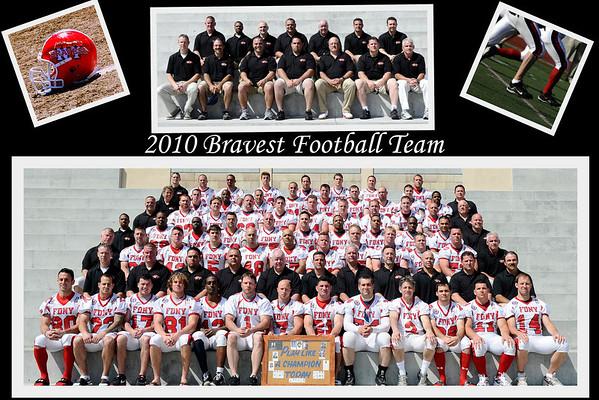 Team Picture 2010  Bravest Staff