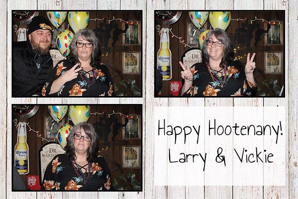 Larry & Vickie's Birthday