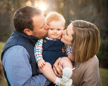 Middlebrooks Family 2020