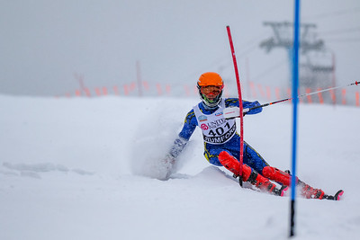 Shootouts Boys: Slalom First Run