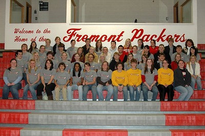 High School Student Council - 2007-2008