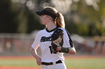 Tigard High School Varsity Softball vs Canby
