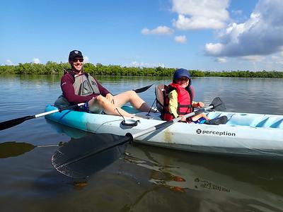 9AM Mangrove Tunnel Kayak Tour - Haim