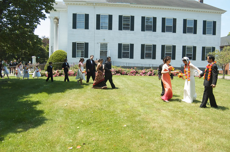 J&R's Wedding day!