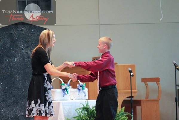 LNC Eighth Grade Graduation
