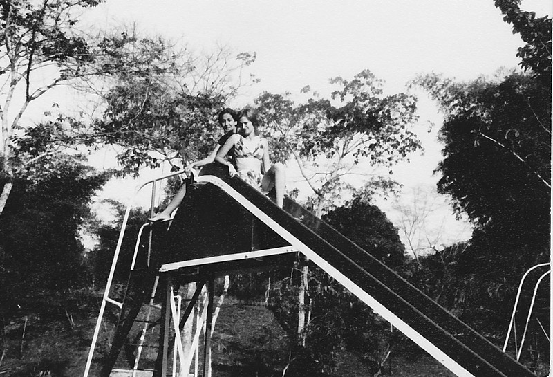 Dundo 1972,  Isabella Mendonca e Nany,