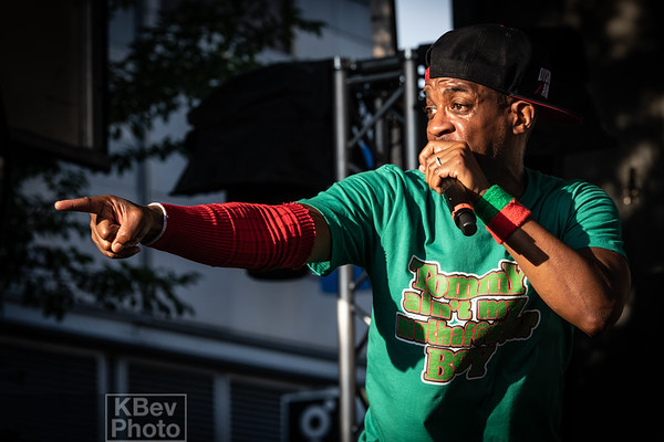 Masta Ace & Silver Room Block Party  (Jul 19)