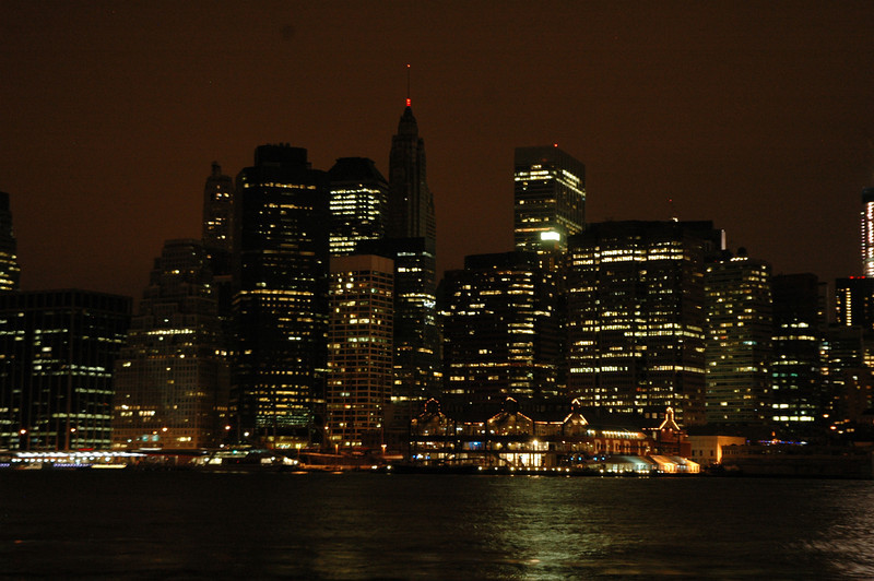 NYC and Pier 19