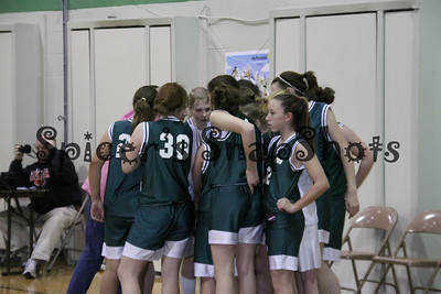 BSS Girls vs St Peters (Pack The Gym Night)