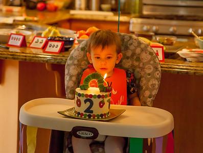 Olivia's Second Birthday Party!