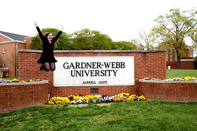 Brooke GWU Senior pics