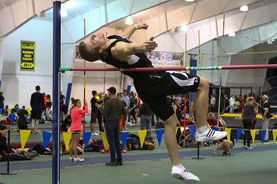 High Jump - 2013 MITS Meet, January 31 at UM