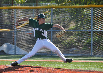 Peninsula HS vs Shelton Baseball