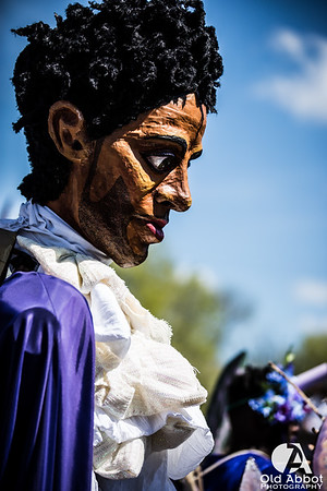 The 42nd Annual MayDay Parade & Festival [In the Heart of the Beast Puppet and Mask Theatre]