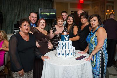 Jo's 75th birthday party