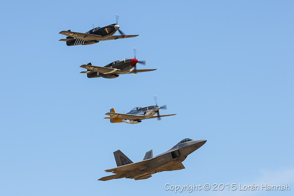 2015 Planes of Fame Airshow - Chino, CA