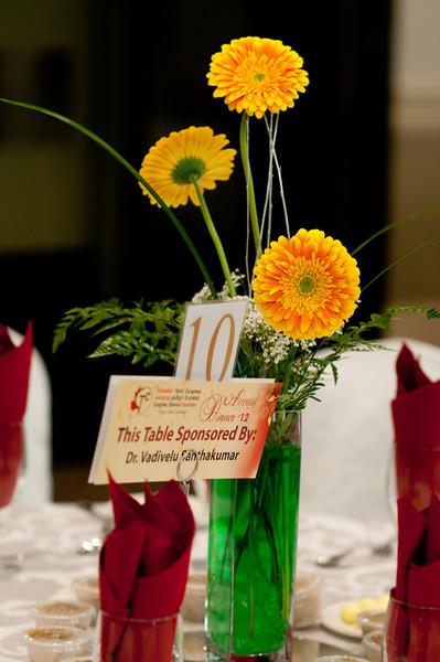 CTC Gala Dinner 2012