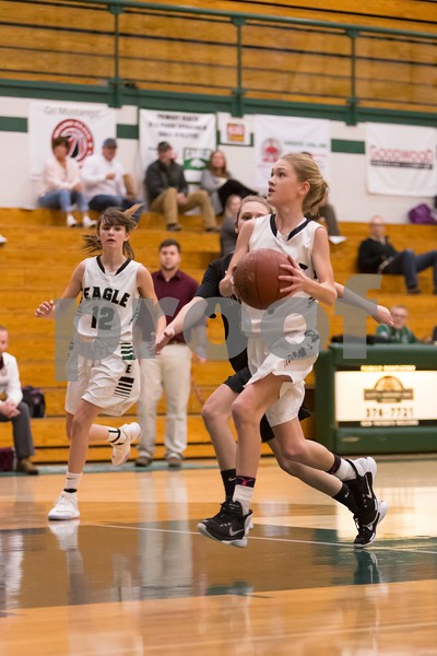 1/23/18 Centennial vs Eagle Girls Fr/Soph  Basketball