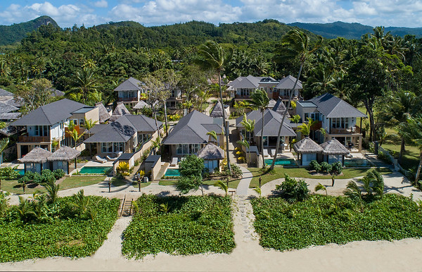 Auberge Beach Villas