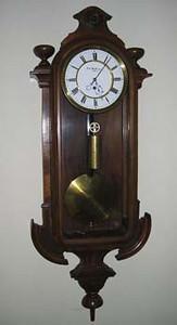 Finials-Clock 245