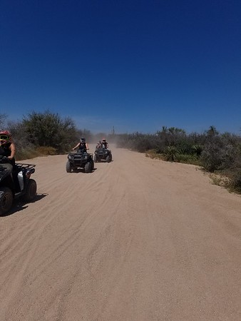 3.28.19 Noon ATV  Tour John