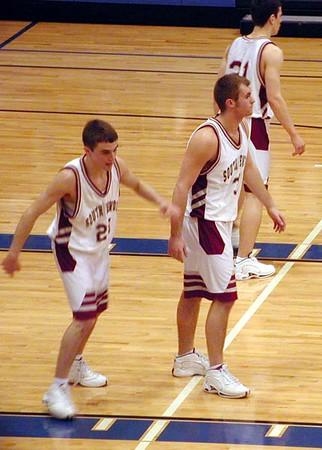 SNHS Boys Basketball 2002