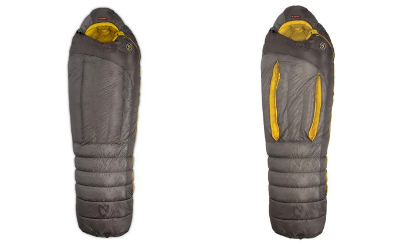 best sleeping bag for cold weather - Nemo Sonic 0