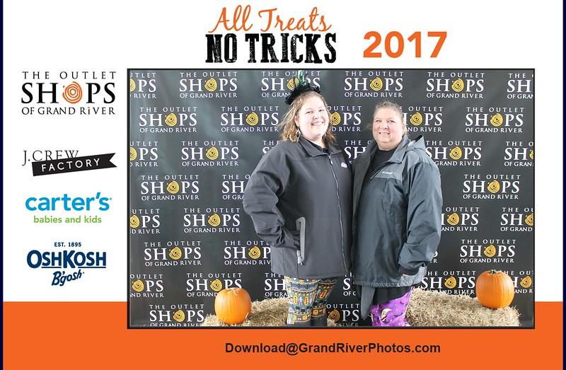 OSGR Halloween 2017