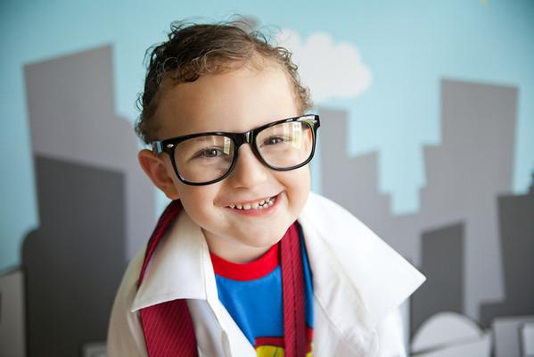Superman Zach