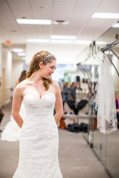 David's Bridal - Springfield, November 9