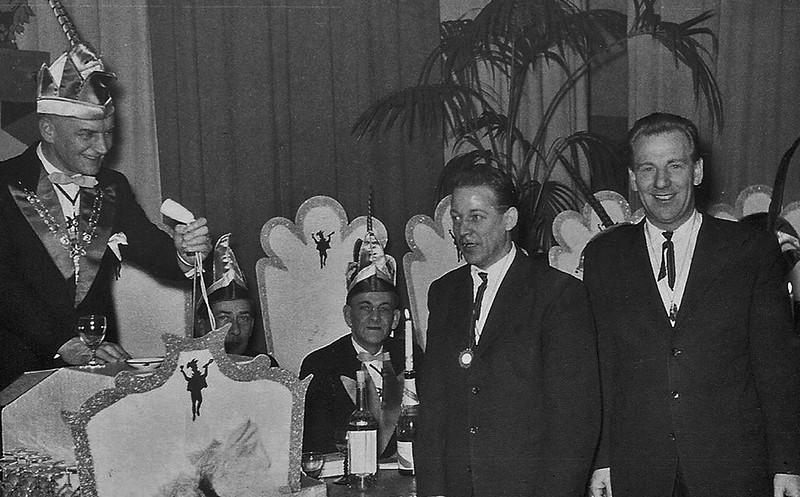 St. Anneke met President Antoon van Megen en de Spelbrekers
