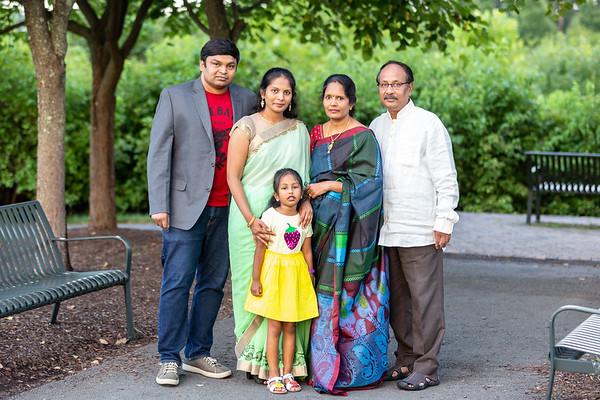 Sailendra & Shruti Family pictures