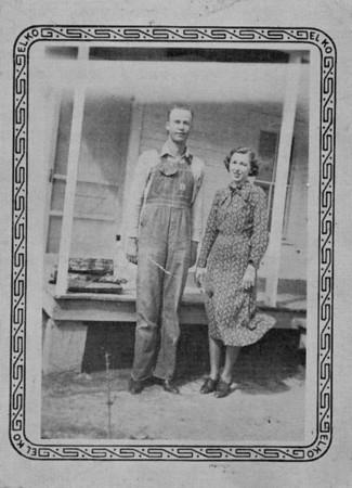 1930's Doggett-Parnell Family